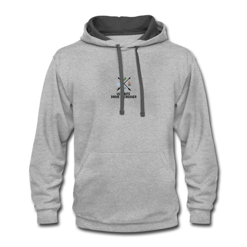 DRIVE INCREASER T SHIRT - Contrast Hoodie