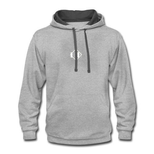 Hey it's Kiara merch - Contrast Hoodie