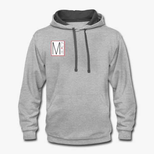 Money Chase Her - Contrast Hoodie