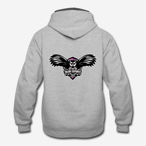 Talon eSports Breast Cancer Awareness - Contrast Hoodie