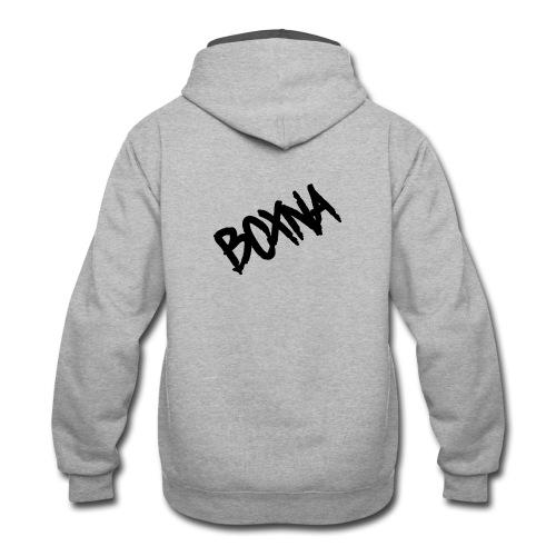 Boxna - Contrast Hoodie