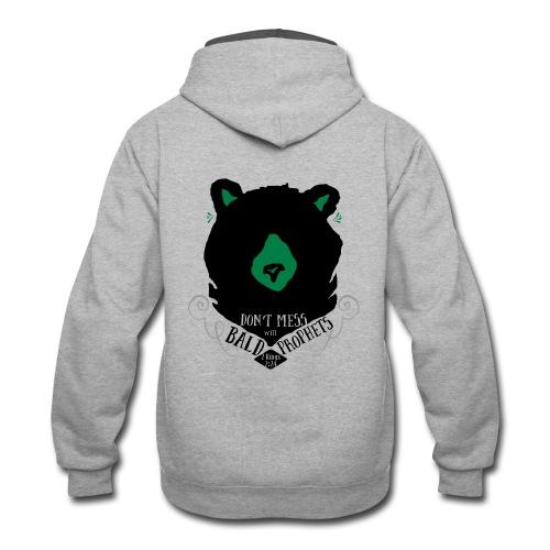 Elijah & The Bears - Contrast Hoodie