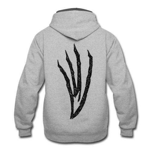 Draco Claw - Contrast Hoodie