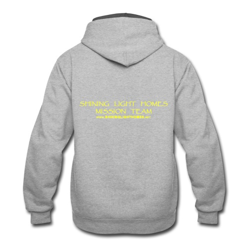 SLHmissionyellow2 - Contrast Hoodie
