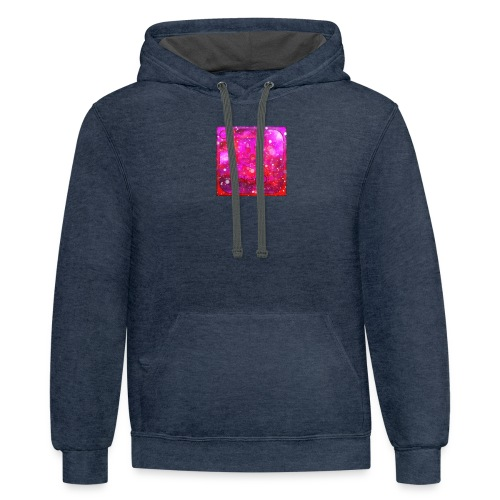 Derpy Logo - Contrast Hoodie