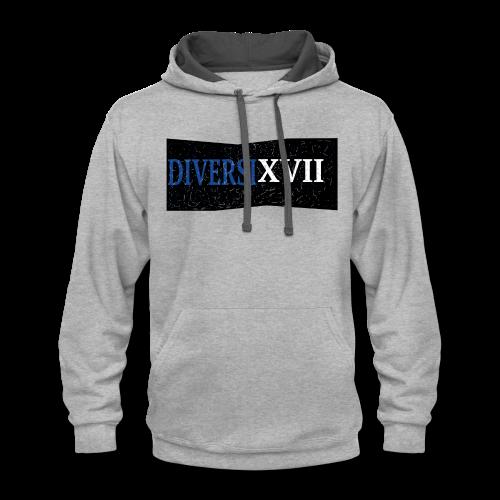 DIVERSI XVII - Contrast Hoodie