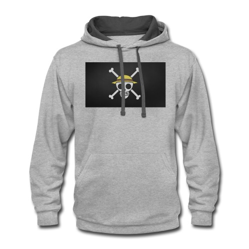 One Piece - Contrast Hoodie