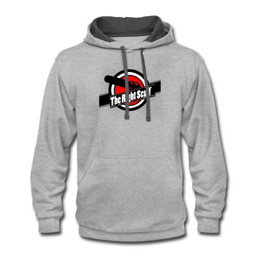 Womens hoodie - Contrast Hoodie