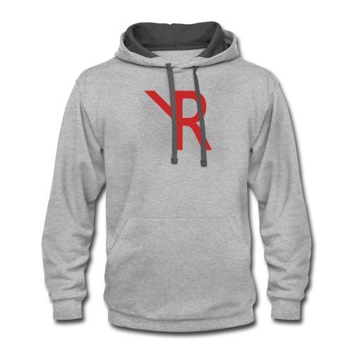 YR Logo - Contrast Hoodie