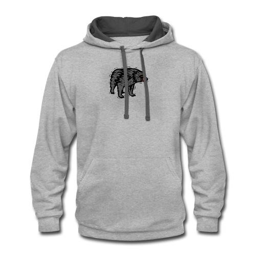 blackbear hoodies - Contrast Hoodie