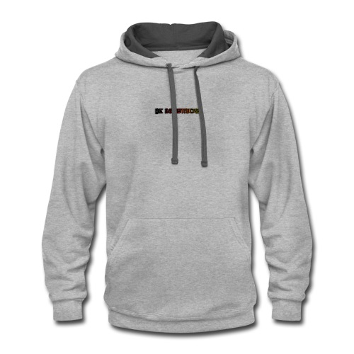 cooltext295094408119073 - Contrast Hoodie