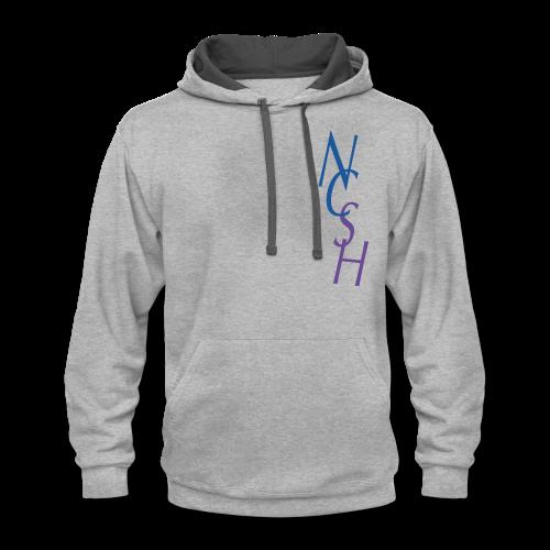 NCSH - Contrast Hoodie