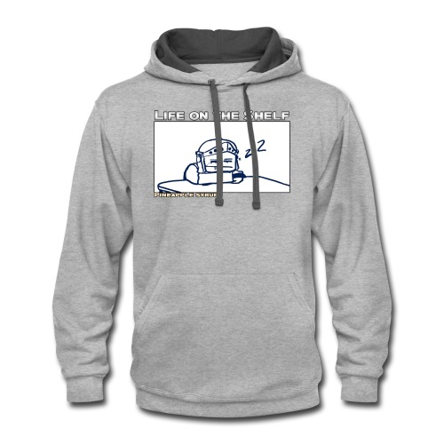 Tired Henry - Contrast Hoodie
