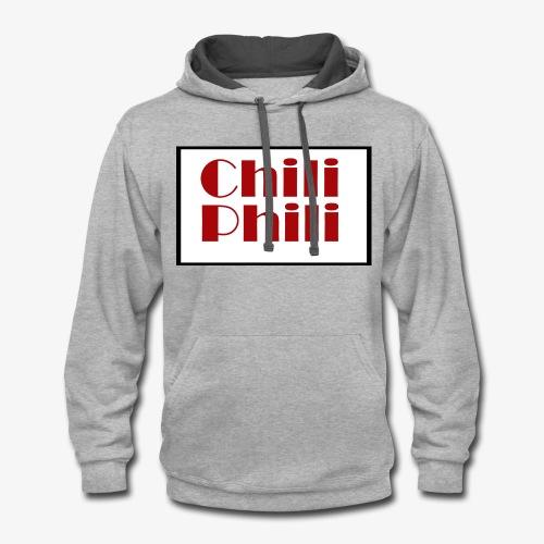 Chili Phili Yt Merch - Contrast Hoodie