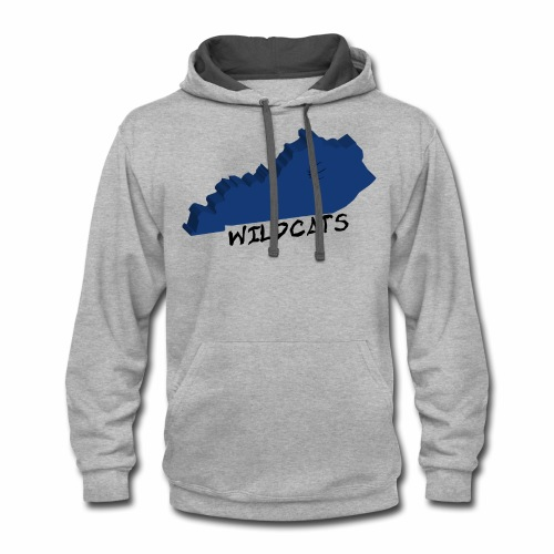 State Cats - Contrast Hoodie