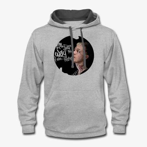 Just the way I see things.. - Contrast Hoodie