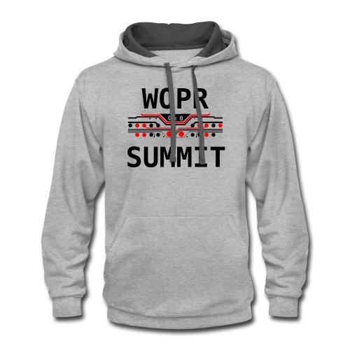 WOPR Summit 0x0 RB - Contrast Hoodie