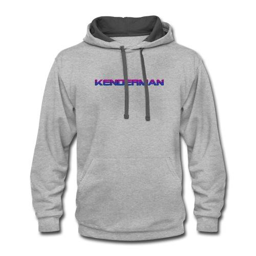 Kendermerch - Contrast Hoodie