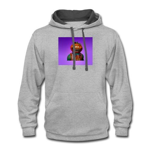 tomatohead - Contrast Hoodie