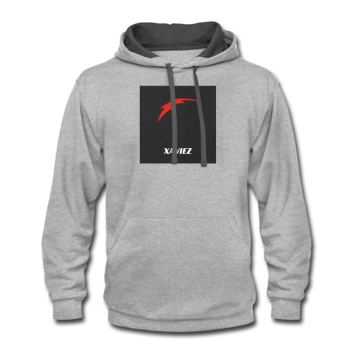 Youtube Channel Logo - Contrast Hoodie