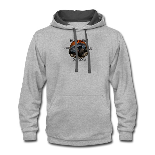 Inland Empire Jeep Club - Contrast Hoodie