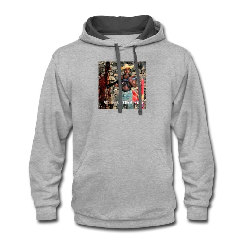 Political Bomb Show - Contrast Hoodie