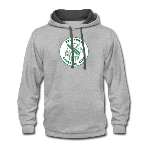 received 1967687343243323 - Contrast Hoodie