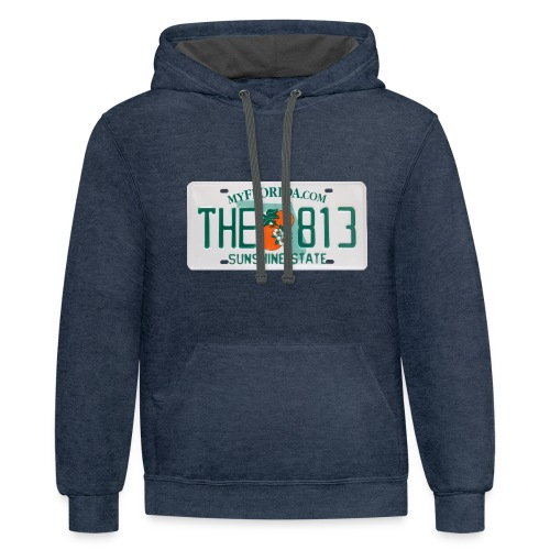 The 813 Plated - Contrast Hoodie