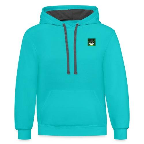 Awesome hoodie - Contrast Hoodie