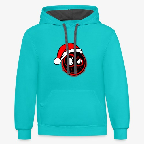Ambi Claus (Limited Time) - Contrast Hoodie