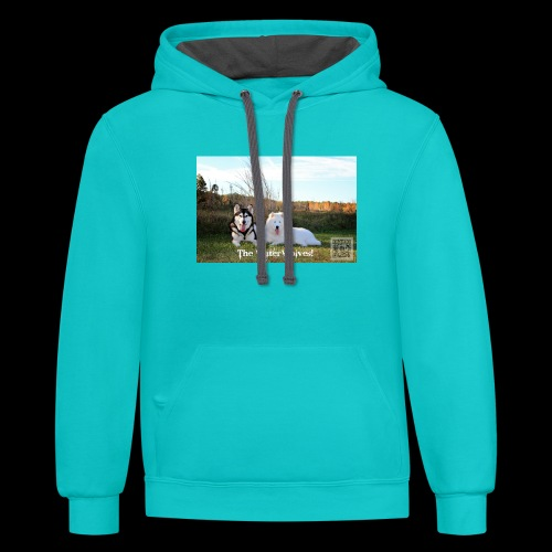 The WaterWolves ORCode - Contrast Hoodie