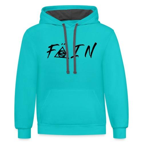 FAIN Illuminati - Contrast Hoodie