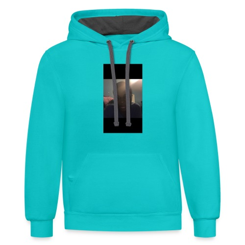 Ma my music album cover 12/3 - Contrast Hoodie