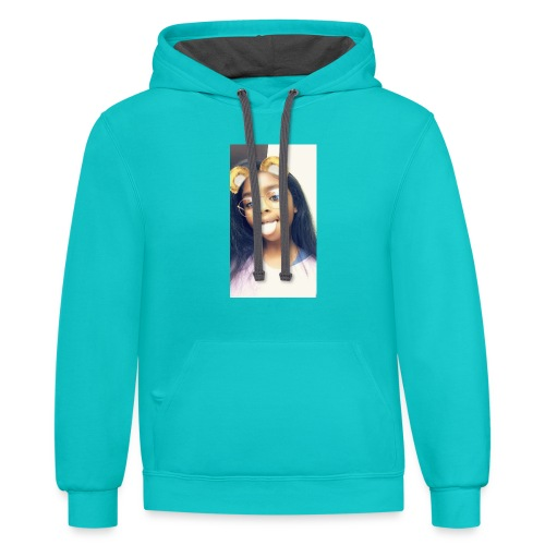 Passiom Sims - Contrast Hoodie