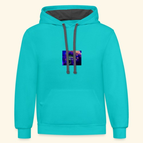 Torn Apparell Chris Edition - Contrast Hoodie