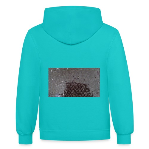The Next Thing - Contrast Hoodie