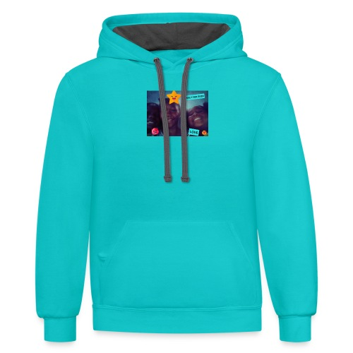 Family - Contrast Hoodie