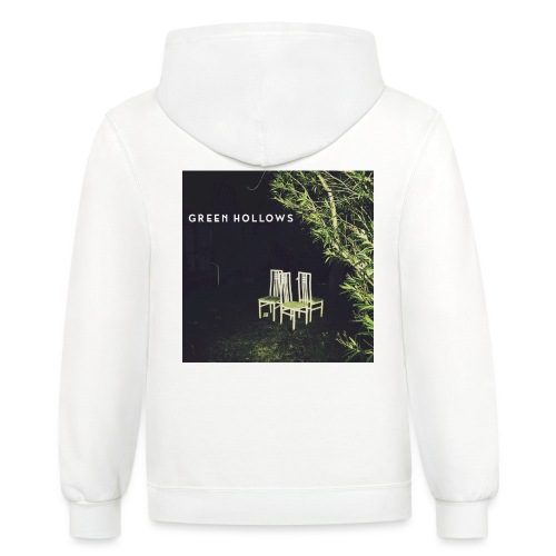 Green Hollows EP Special Merch - Contrast Hoodie