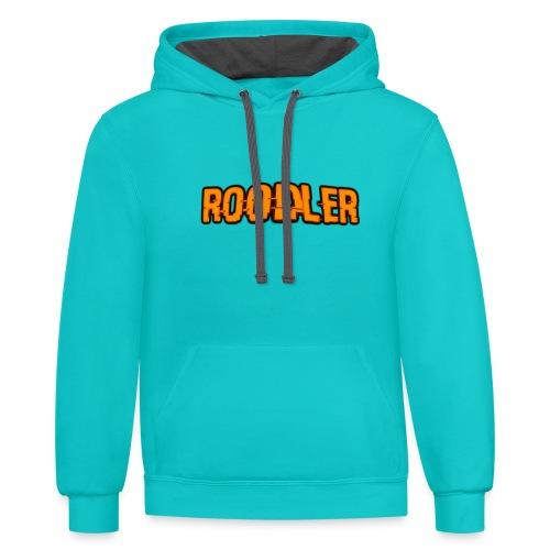 Roodler - Unisex Contrast Hoodie