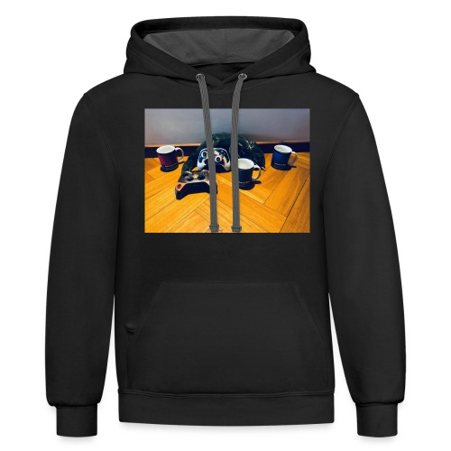 Main picture - Contrast Hoodie