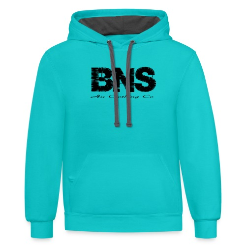 BNS Au Clothing Co - Contrast Hoodie