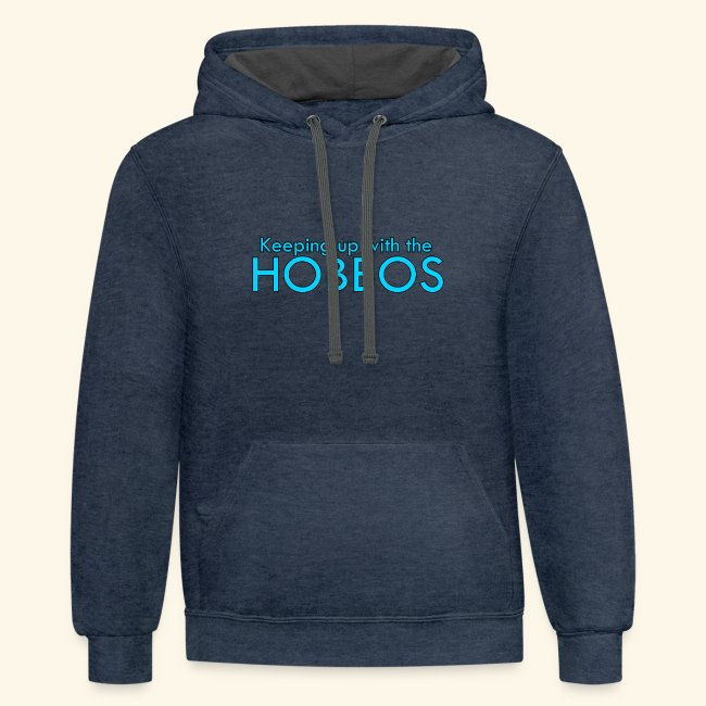 KEEPING UP WITH THE HOBBOS   OFFICIAL DESIGN