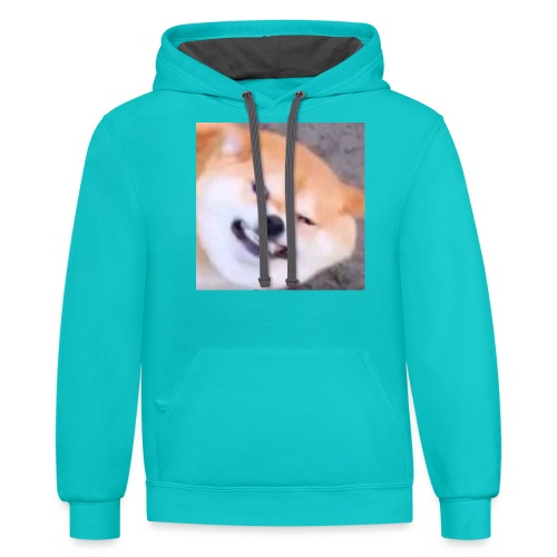 D92A9080 6AA2 4A50 AEEC A7F9824099A3 - Unisex Contrast Hoodie