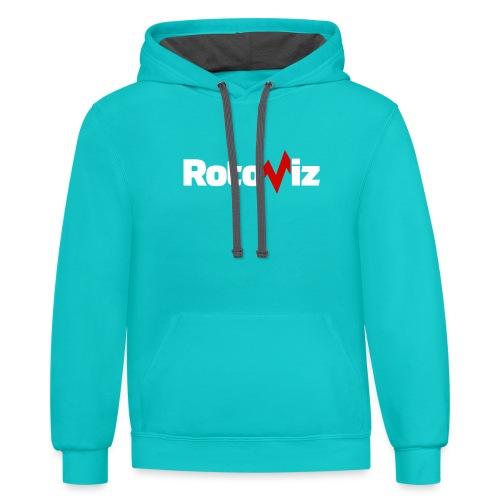 RotoViz - Contrast Hoodie