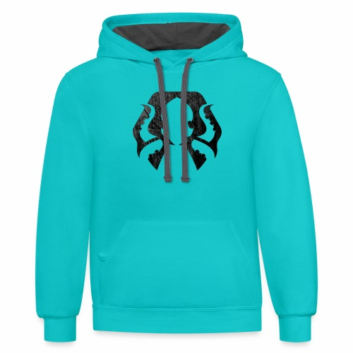 Street collection - Unisex Contrast Hoodie