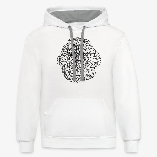 Guess Who - Contrast Hoodie