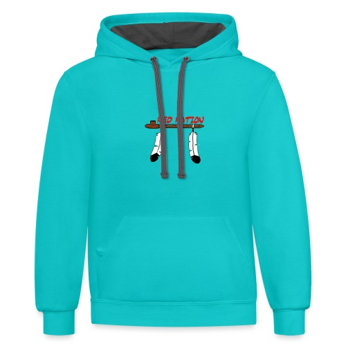 Red Nation - Contrast Hoodie
