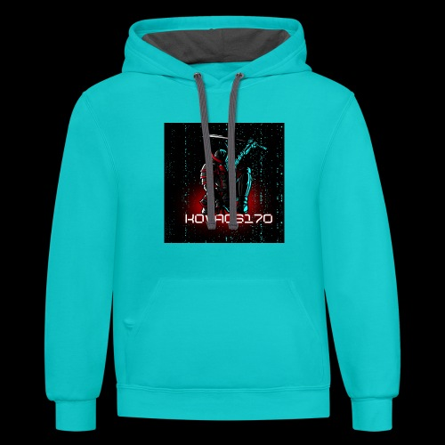 KoVacs170& MELOGRAPHICS   Special Edition - Unisex Contrast Hoodie