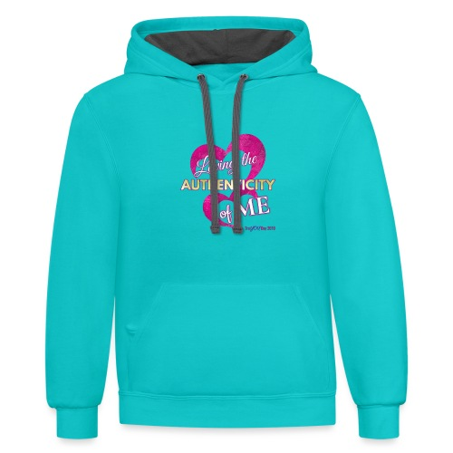 The Tru YOU Collection by Miss BJB - Contrast Hoodie
