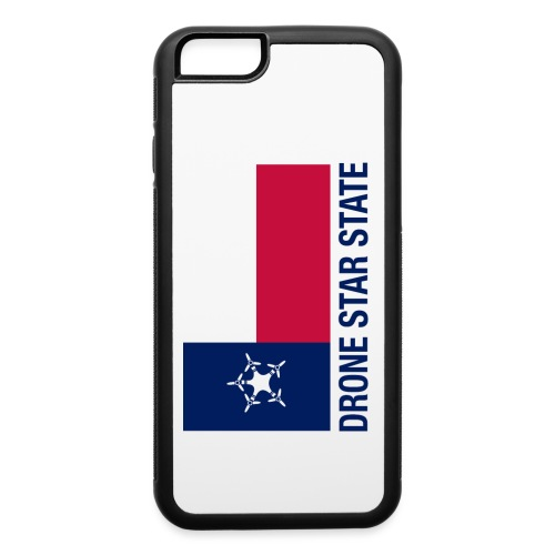 Drone Star State - Long Sleeve - iPhone 6/6s Rubber Case